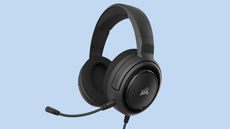 Corsair HS35 wired gaming headset