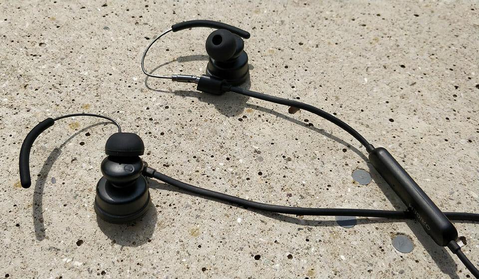 Origem HS-3 bulky earbuds