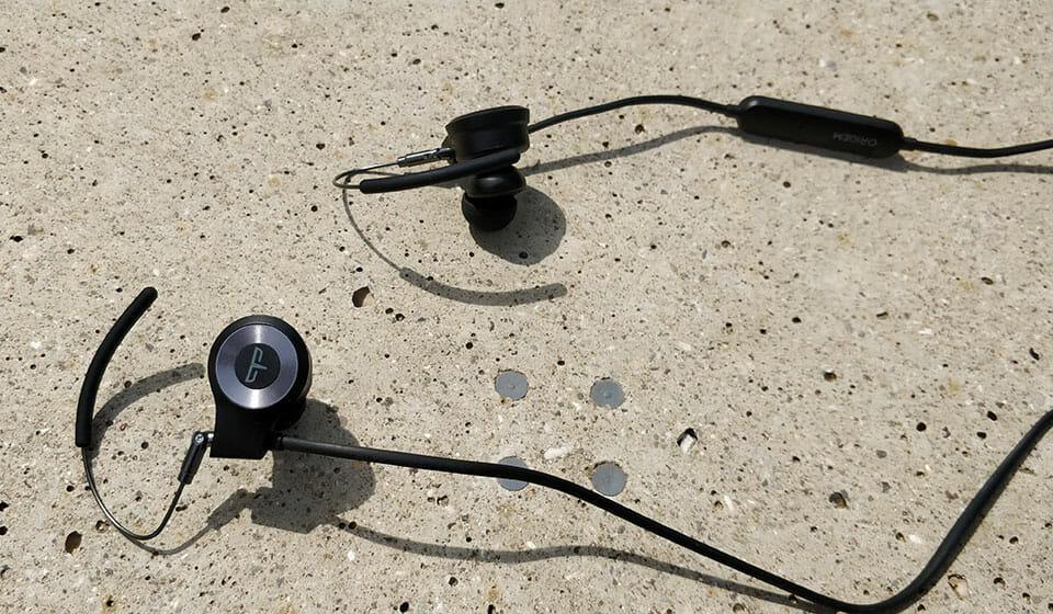Origem HS-3 earbuds with-hooks