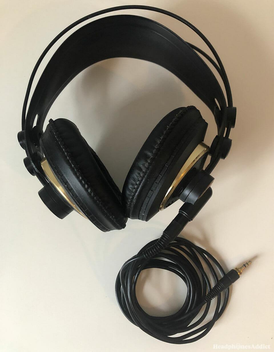 AKG K240 semi-open headphones
