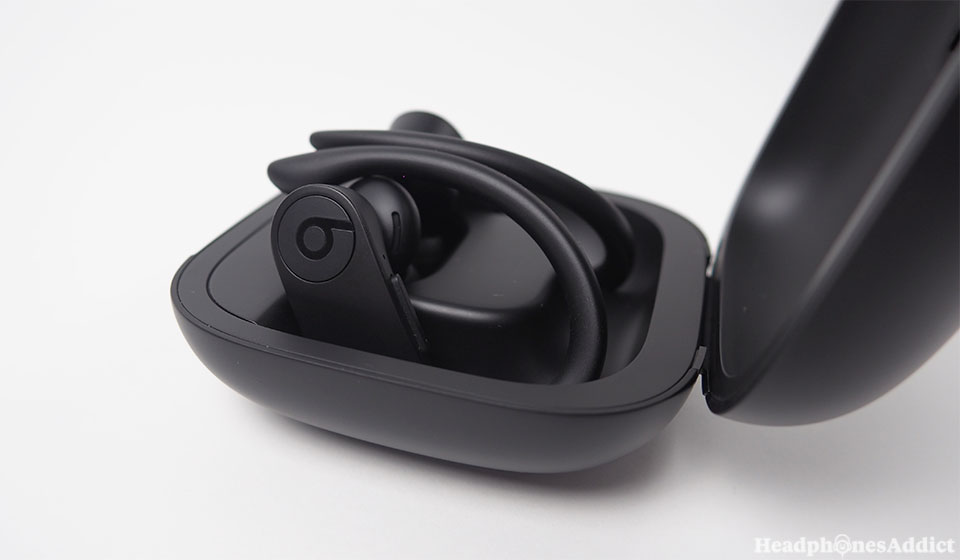 Beats PowerBeats Pro in case