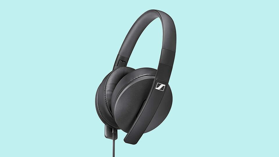 Sennheiser HD 300 wired headphones