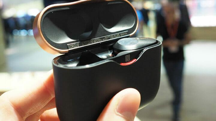 Sony WF-1000XM3 true wireless earbuds review