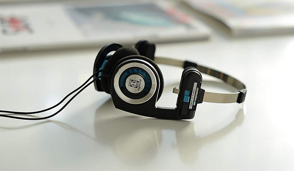 Koss Porta pro open-back headphones
