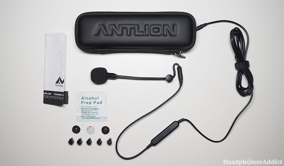 Antlion Audio ModMic Uni unboxed