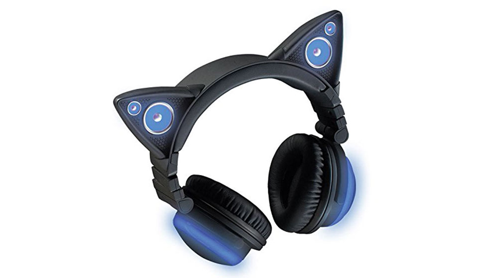 Brookstoone Wireless Cat Ear Headphones
