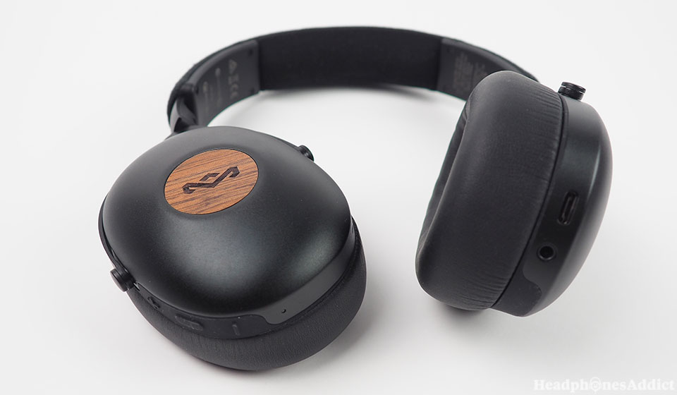 House of Marley Positive Vibration XL headphones