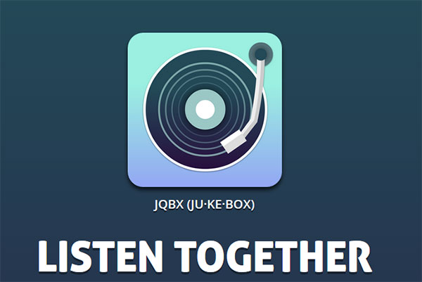 JQBX - a way to listen to music together
