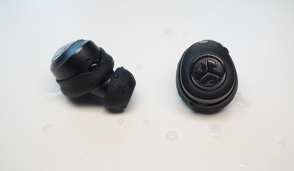Jlab Audio Jbuds Air wet true wireless earbuds