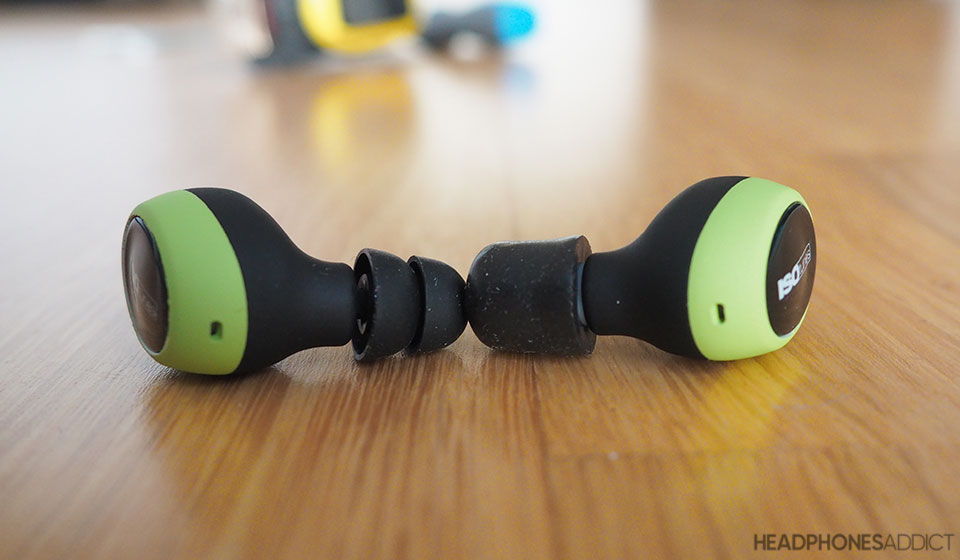 ISOTunes Free earphones