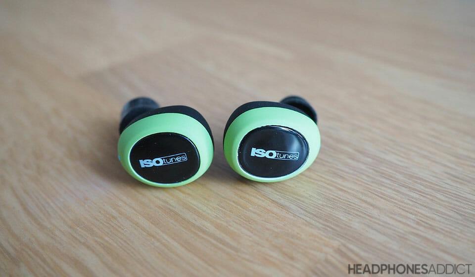 ISOTunes-Free true wireless earbuds