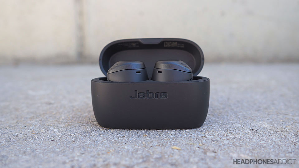 Jabra Elite Active 75t open box