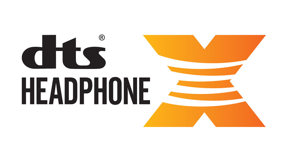 DTS Headphone:X logo