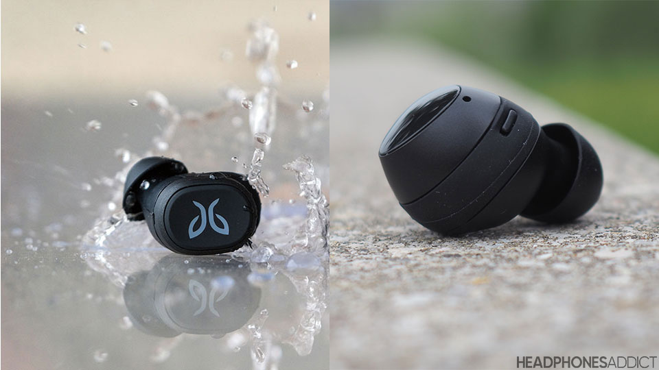 Samsung Galaxy Buds+ vs Jaybird Vista water-resistance