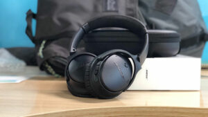 Bose QC35II wireless headphones