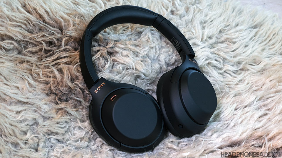 Sony WH-1000XM4 are comfortable