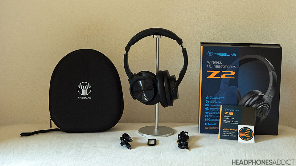 Treblab Z2 accessories