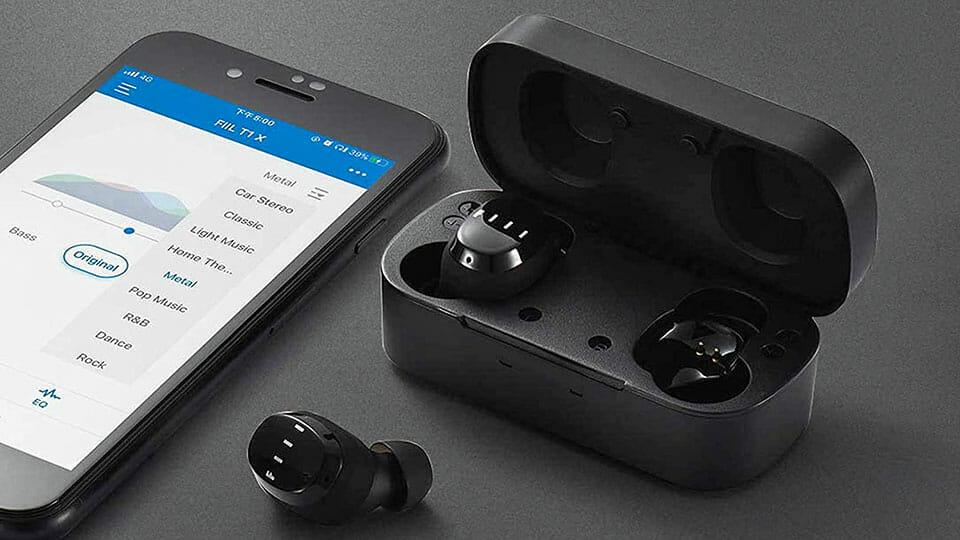 FIIL T1X true wireless earbuds