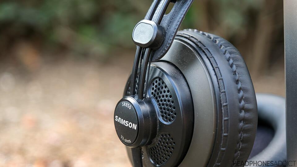 Samson SR850 auto adjust headband