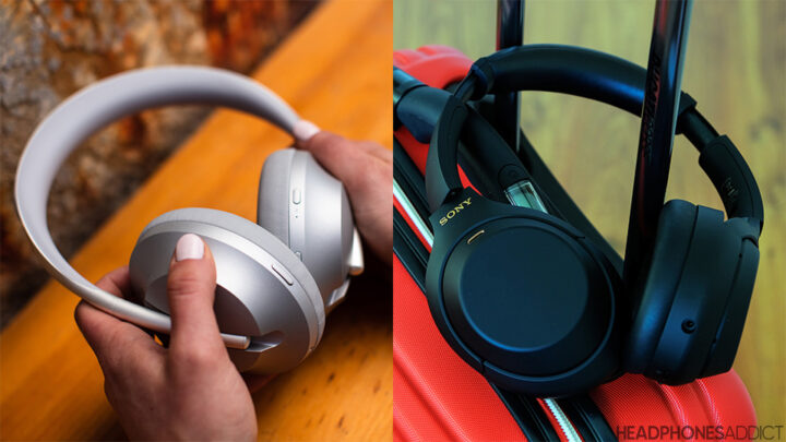 Sony WH-1000XM4 vs Bose 700 headphones