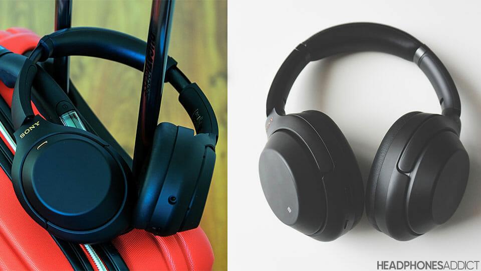 Sony WH-1000XM4 vs Sony WH-1000XM3 travel friendly