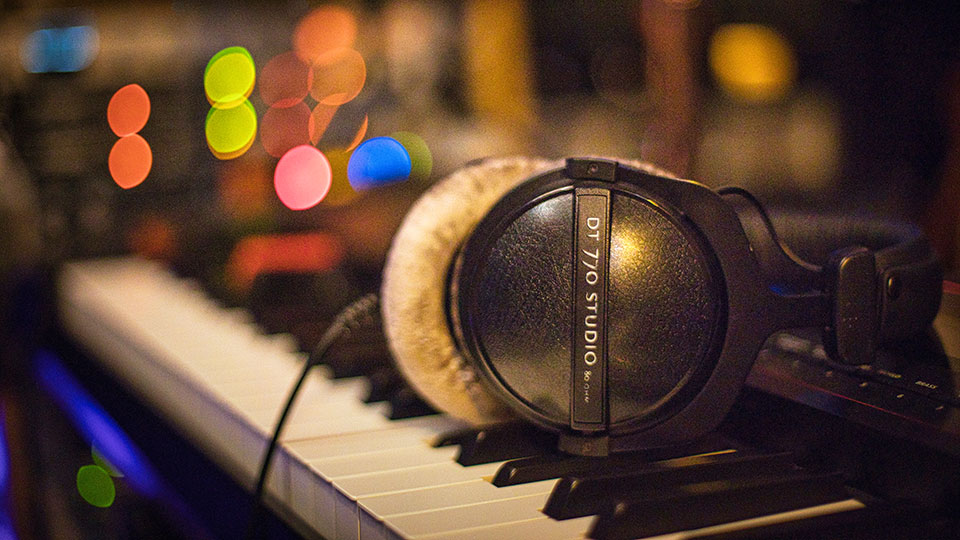 Beyerdynamic DT770 Studio headphones