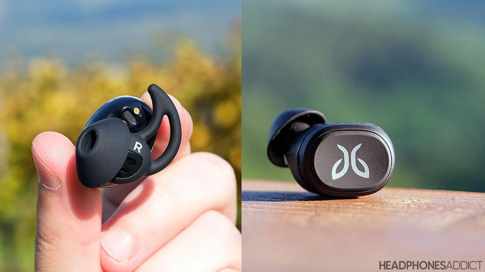 Bose Sport Earbuds vs. Jaybird Vista earbuds