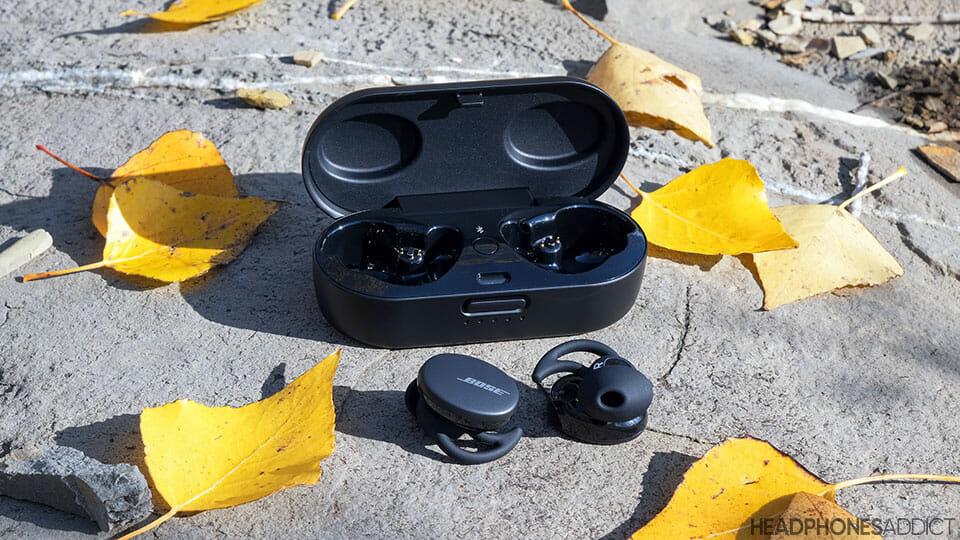 Bose Sport Earbuds true wireless earbuds