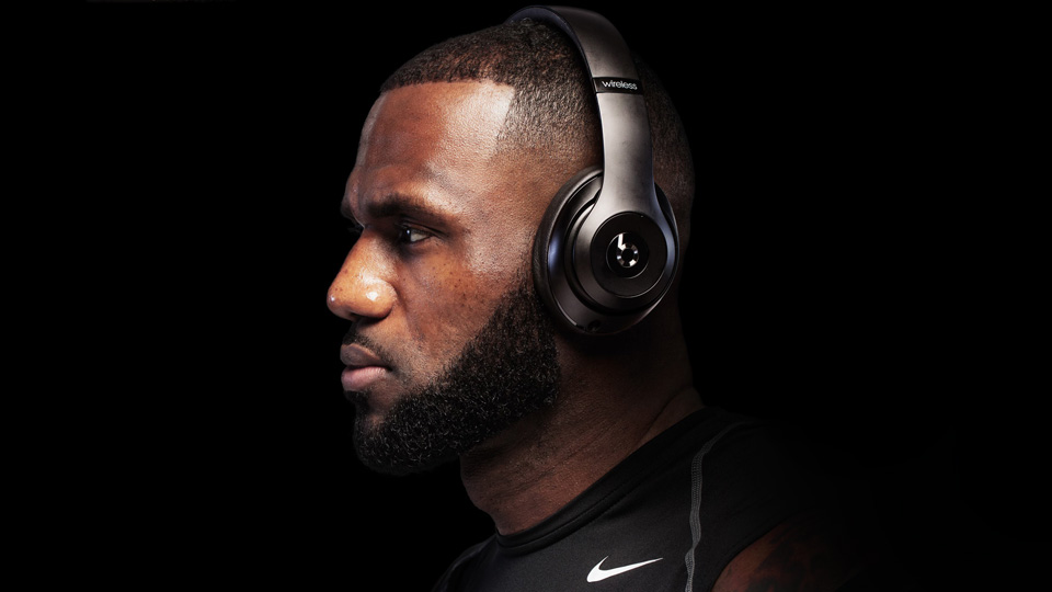 Lebron James Beats Studio3 Wireless