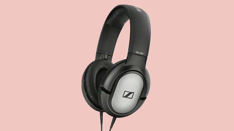 Sennheiser HD 206 wired headphones