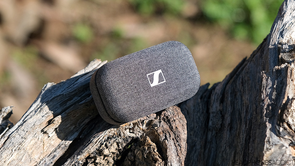 Sennheiser Momentum True Wireless 2 fabric