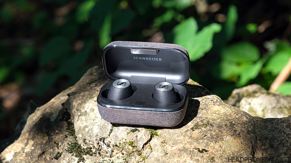 Sennheiser Momentum True Wireless 2 case