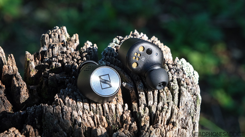 Sennheiser Momentum True Wireless 2 earbuds