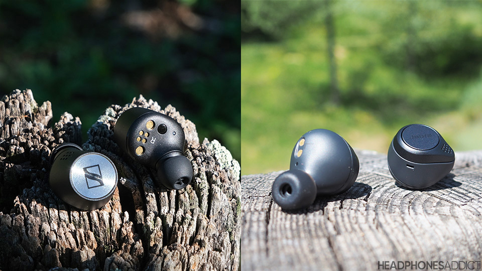 Sennheiser Momentum True Wireless 2 vs. Jabra Elite Active 75t earbuds