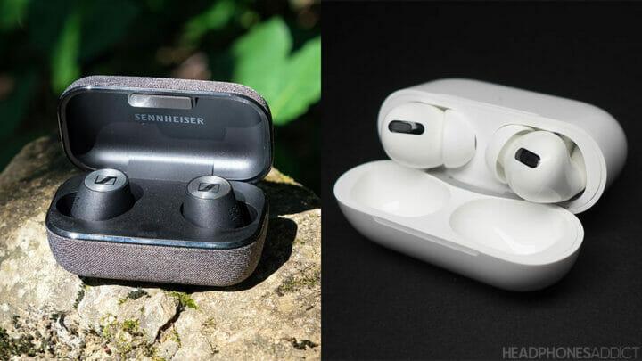 Sennheiser Momentum True Wireless 2 vs. Apple AirPods Pro