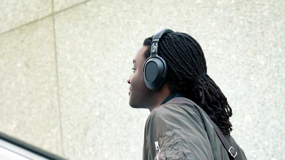 Sennheiser PXC 550 II Wireless headphones