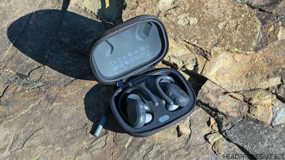 Skullcandy Push Ultra charging case