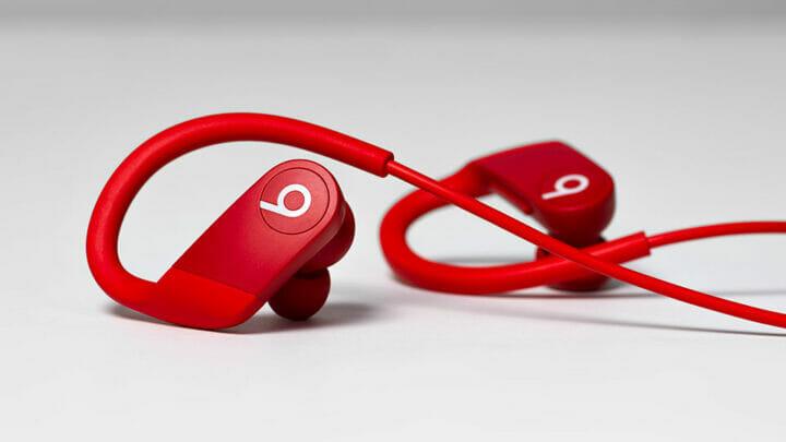 Beats PowerBeats wireless earbuds