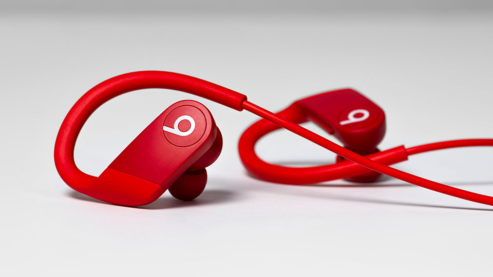 Beats PowerBeats wireless earbuds