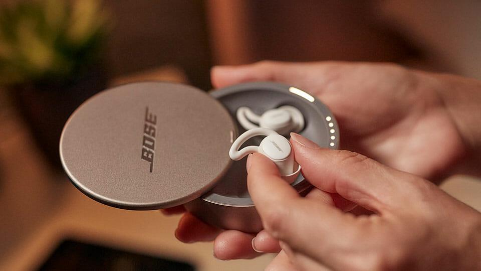 Bose Sleepbuds II sleeping headphones