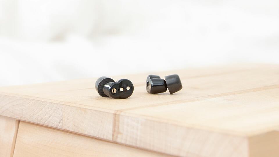 QuietOn Sleep true wireless earbuds