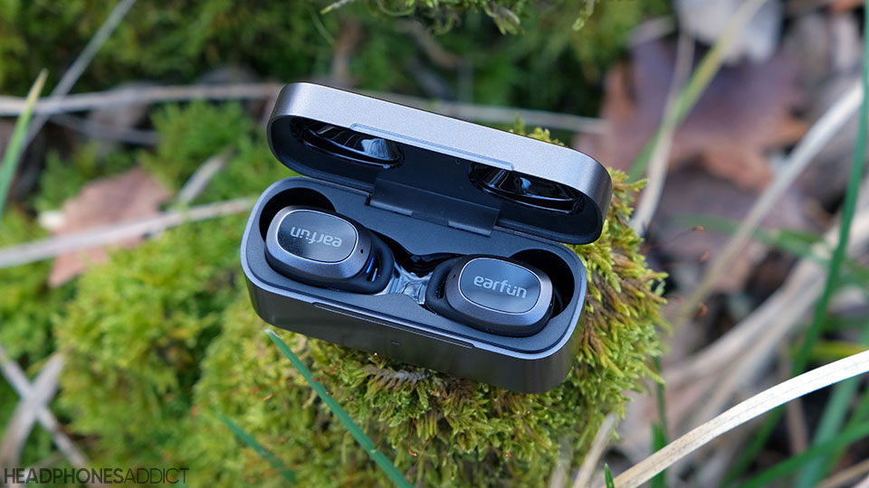 EarFun Free Pro true wireless earbuds