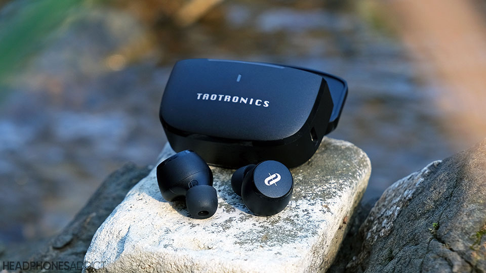 TaoTronics Soundliberty 97 true wireless earbuds