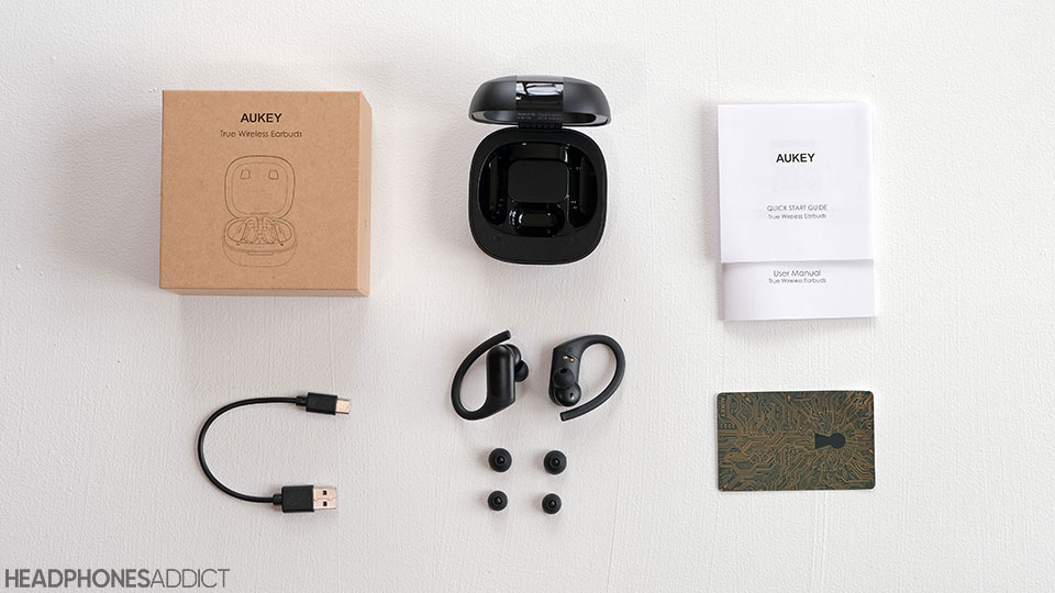 Aukey EP-T32 accessories