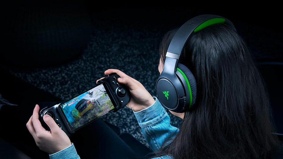 Razer Kaira Pro wireless Xbox One gaming headset