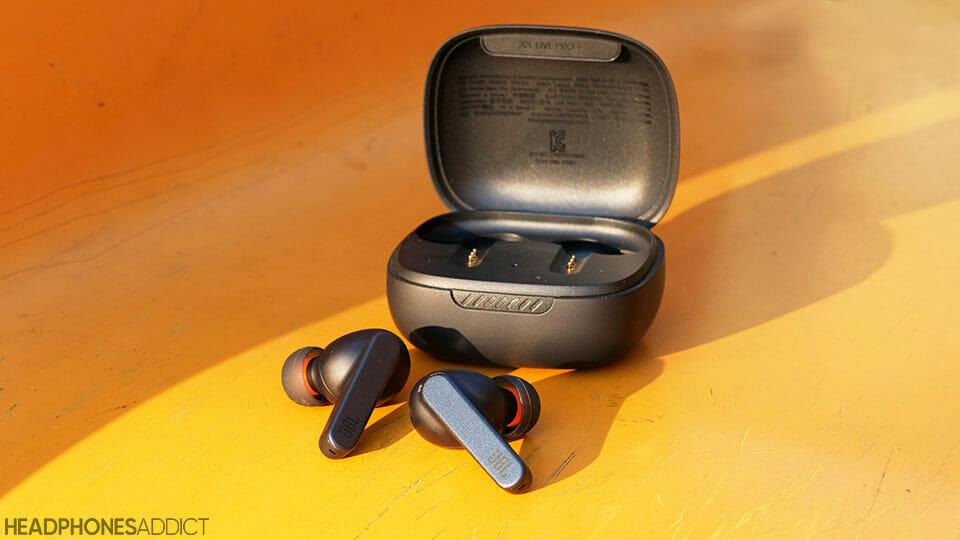 JBL Live Pro+ earbuds