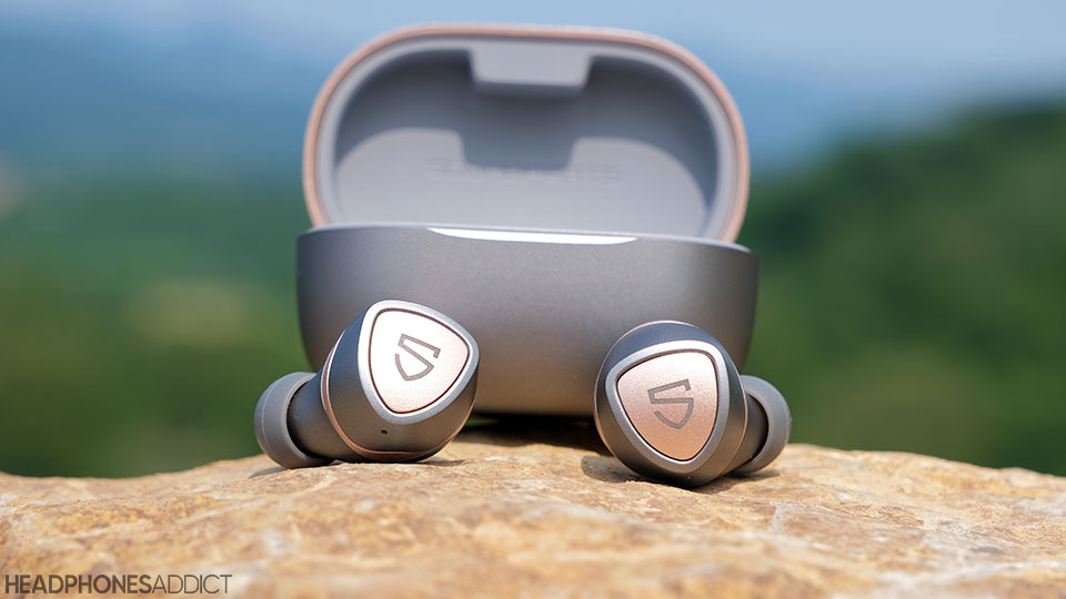 SoundPEATS Sonic wireless earbuds
